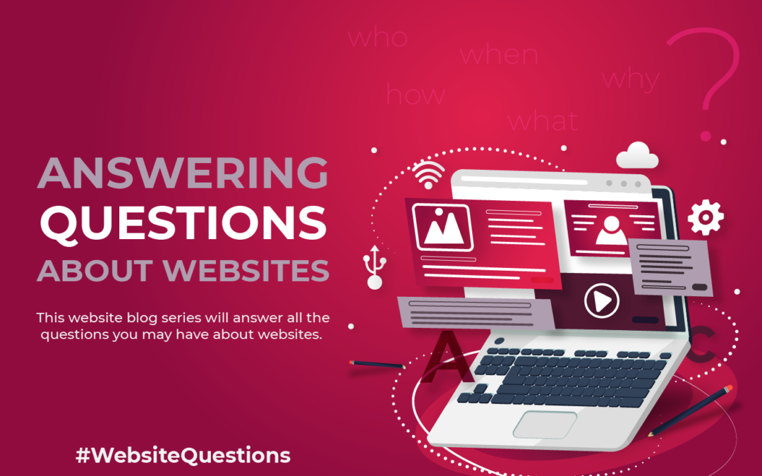 Answering Common Website Questions