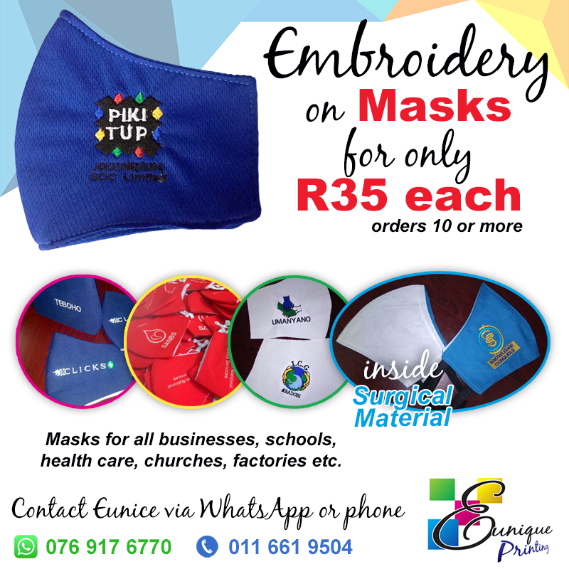 What's App Flyer for Eunique Printing