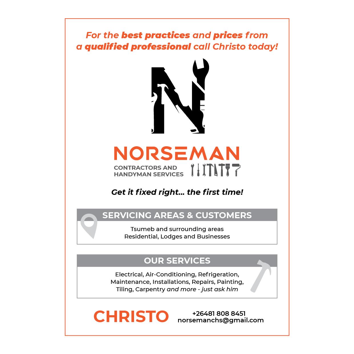 Whats App Flyer Norsman